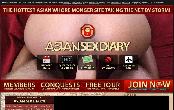 Asian Sex Diary Full Site