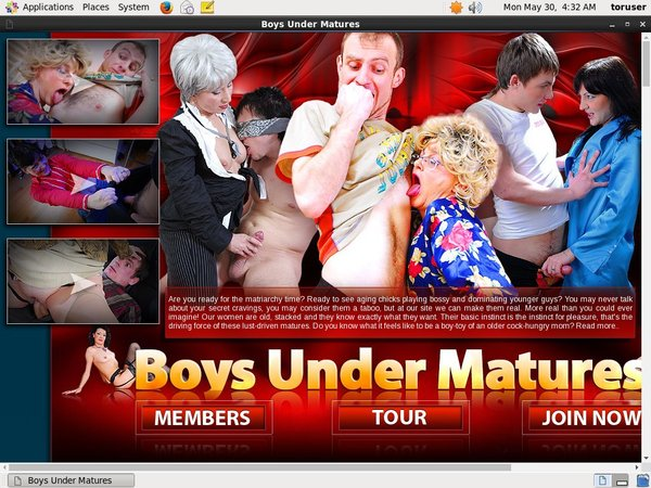 Boys Under Matures User Name Password