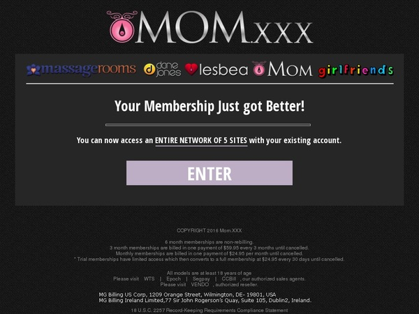 Momxxx Discount Offer