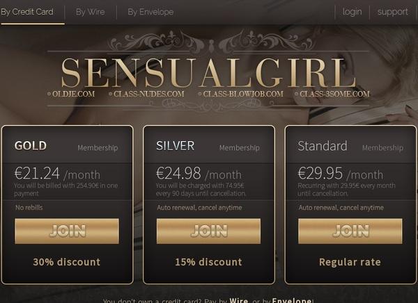 Sensual Girl Sign