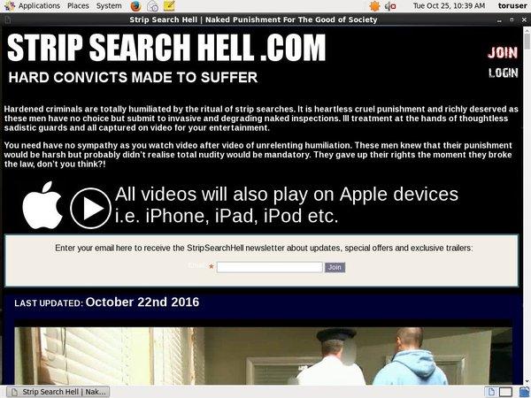 Strip Search Hell Segpayeu Com