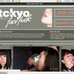 Tokyo Face Fuck Register