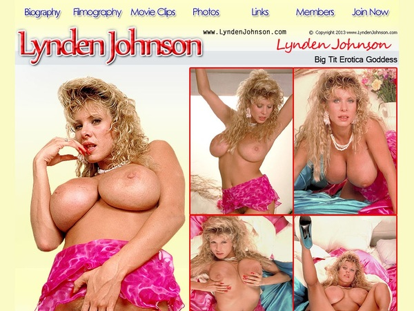Lynden Johnson User And Password