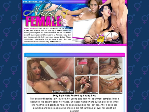 Almostfemale Pay Using