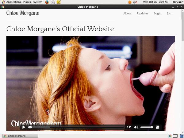 Chloemorgane Buy Membership
