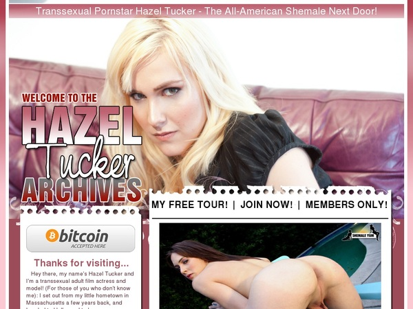 Free Hazeltucker Porn