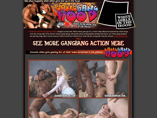 Gangbanghood.com Pass