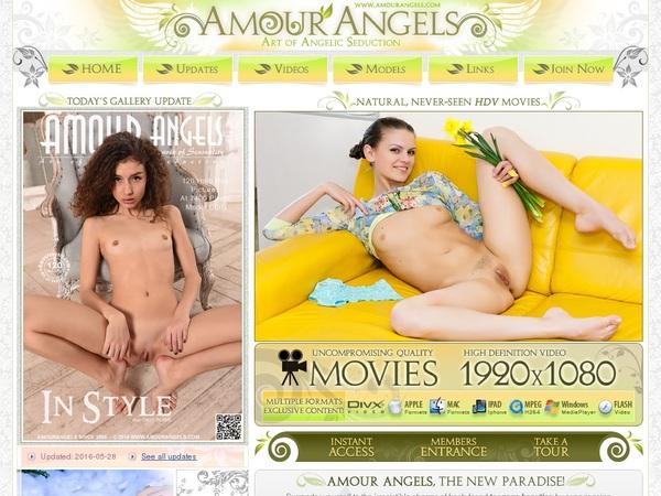 Amourangels.com Automatische Kassen