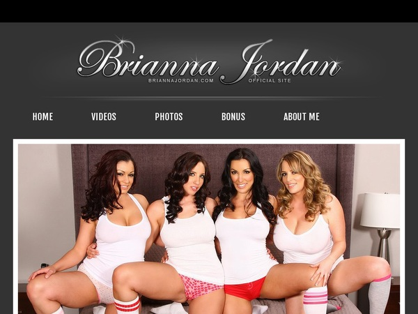 Briannajordan.com Shop