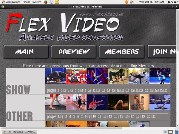Flexvideo.net Join Discount