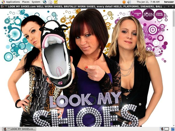 Lookmyshoes Join With ClickandBuy
