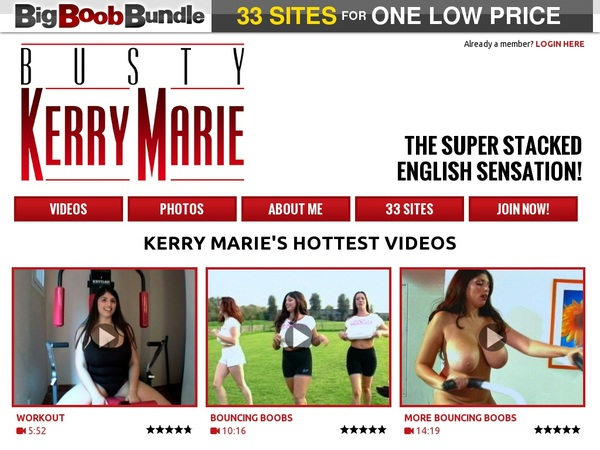 Busty Kerry Marie Full Free