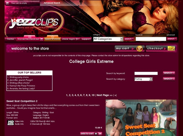College Girls Extreme Full Access